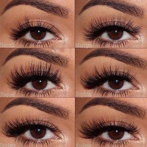 a969a43fc0b HUDA BEAUTY Makeup - Huda Beauty Eyelashes #9 Naomi